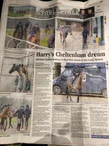 Newbury news 3rd March